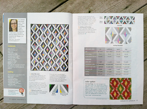 Quiltmaker Pattern