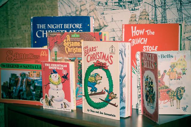 341:365, Christmas stories