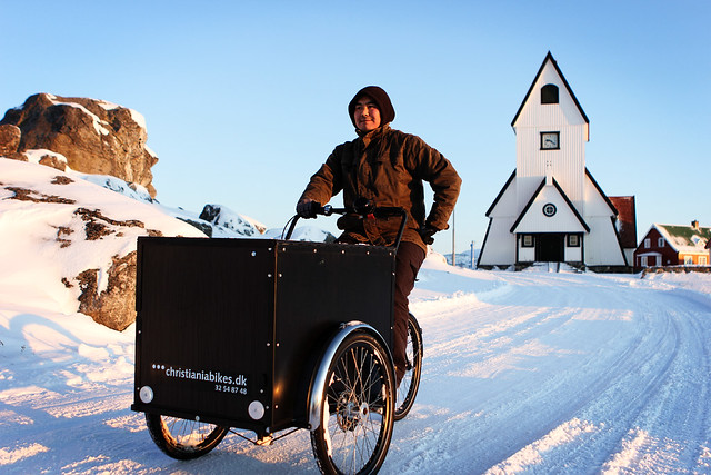 Greenland Bicycle Culture