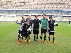 El mejor equipo de Latinoamerica en Kiev 2011