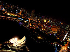 Nightscape Singapore