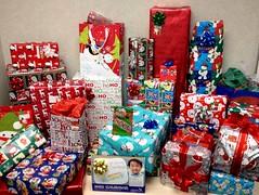 christmas decoration(0.0), food(0.0), gift basket(0.0), gift(1.0), christmas(1.0),