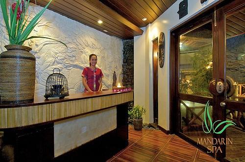 Mandarin Spa Boracay Lobby
