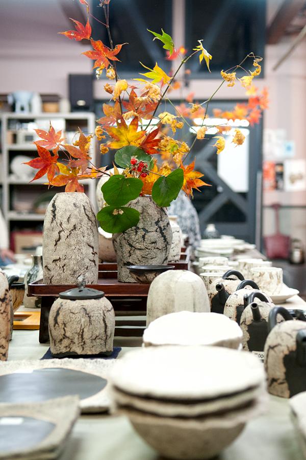 信楽焼作家の工房|滋賀県高島郡安曇川町
