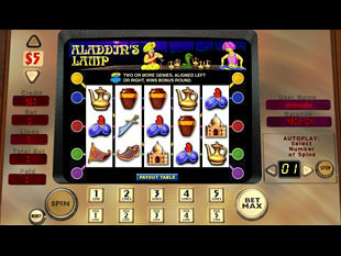 Aladdin's Lamp slot game online review