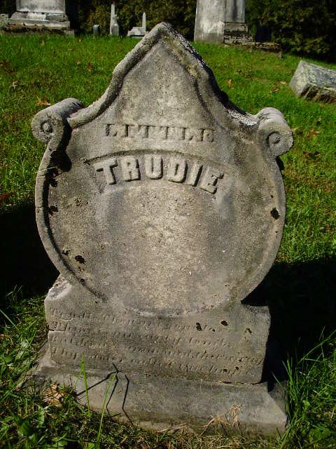 Little Trudie