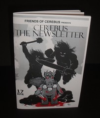 Cerebus the Newsletter #17