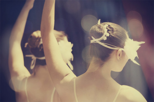 Buenos Aires Ballerinas Double Exposure 2 by BB Ramone