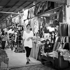 Khon Kaen market place