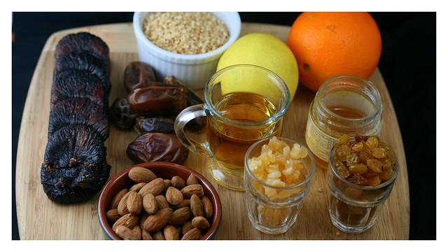 Sicilian fig-nut cookies (cuccidati)