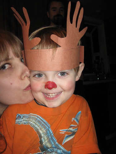 Rudolph & Mommy