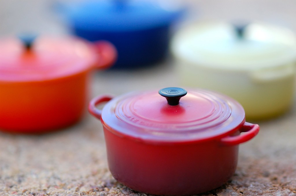 Le Creuset in Miniature
