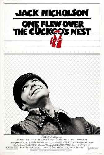 飞越疯人院 One Flew Over the Cuckoo's Nest(1975)