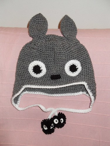 Totoro Hat for Mery