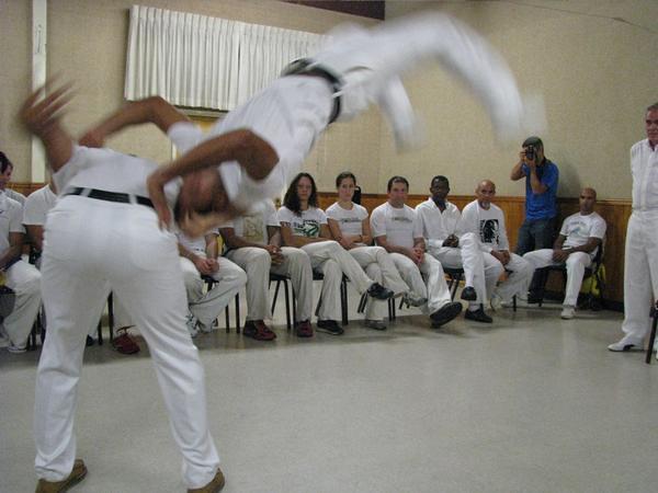 Cintura desprezada, 2008.