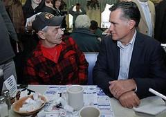 Bob Garon, Mitt Romney