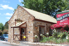 Old Mill Hotel, Hahndorf