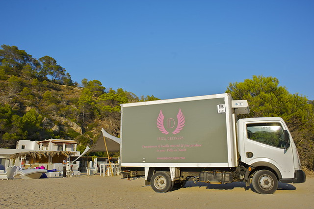 Ibiza Delivers, Ibiza catering and home delivery shopping service