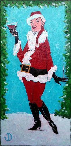 Santa! by Jason Dryg