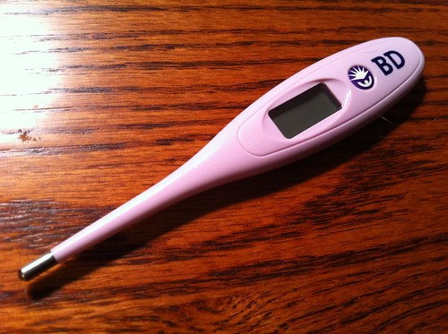 low basal body temperature