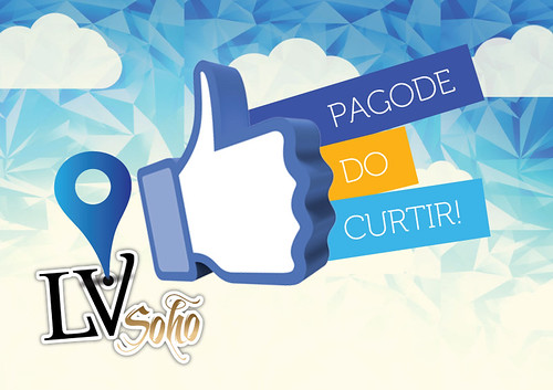 Pagode do Curtir by chambe.com.br