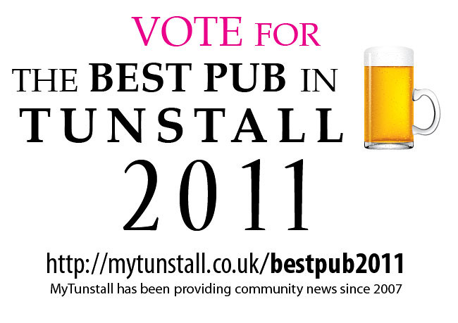Best Pub in Tunstall