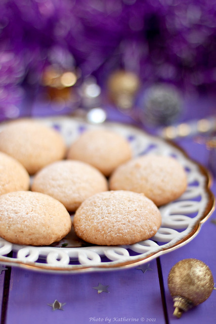 Coconut and cardamom cookies 3