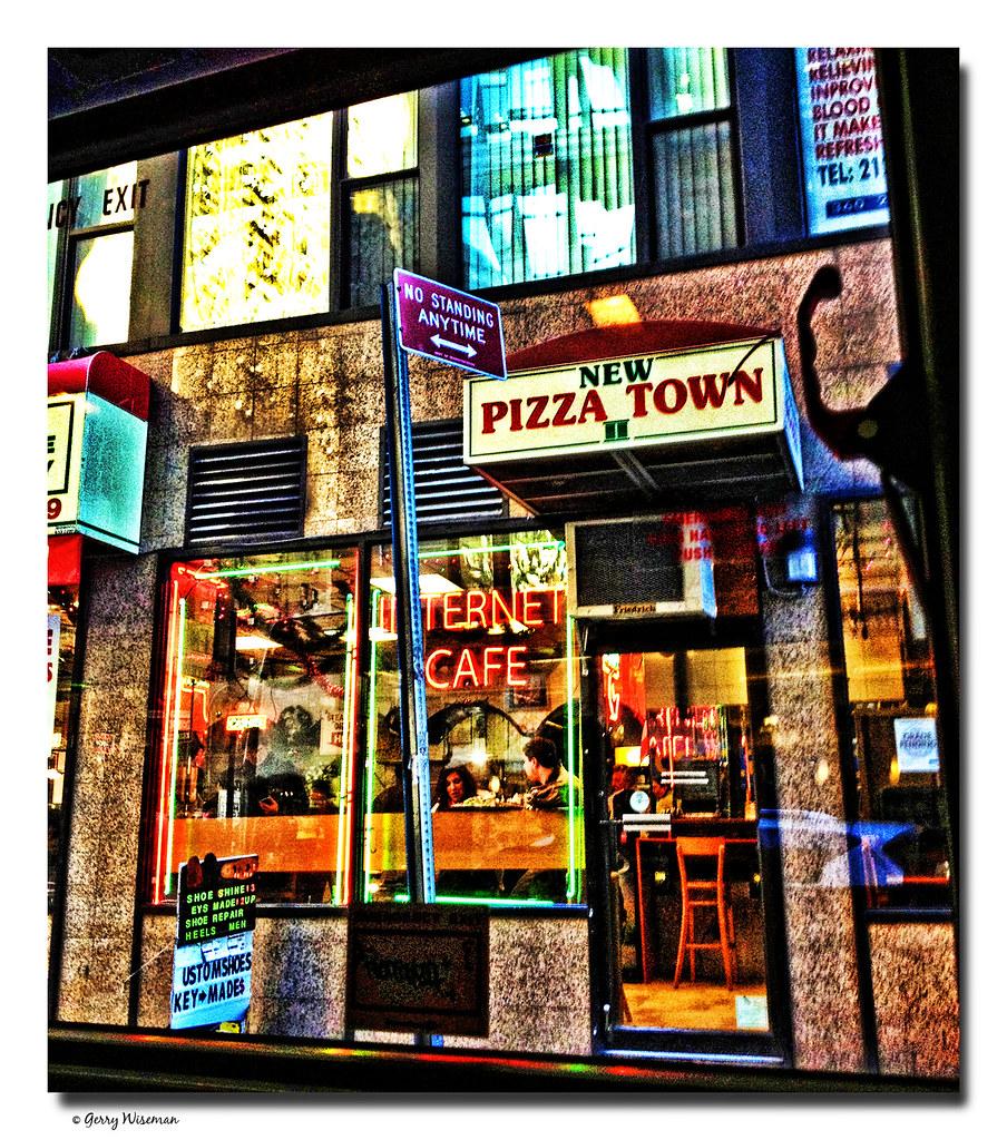 Internet Cafe Manhattan Ny