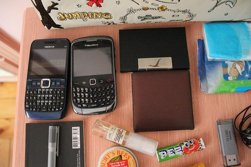What's Inside My Bag 3