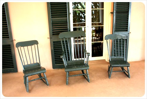 charleston rocking chairs