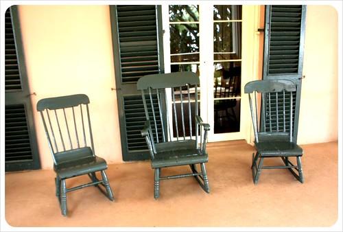 charleston rocking chairs