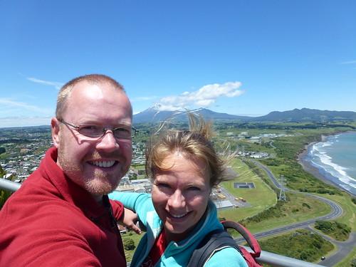 Paritutu Rock - Mount Taranaki - 2