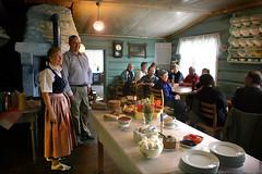 Budsjord har lange tradisjoner med sin gjestfrihet, og har fått hedersbetegnelsen Olavsrosa av Norsk Kulturarv
