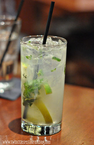 Mojito at Bricks Pub ~ Blaine, MN