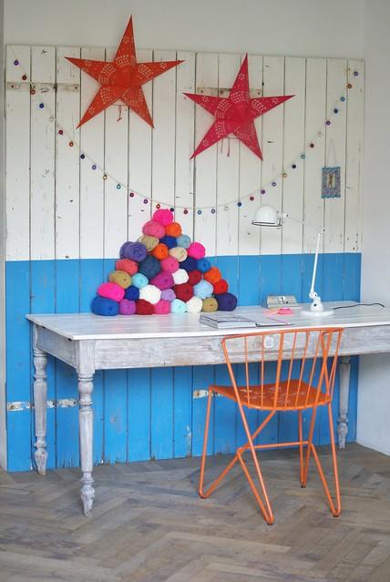 the wool-pile-desk-pine
