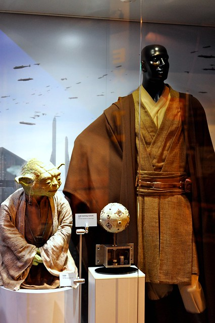 Star Wars at Discovery Science Center