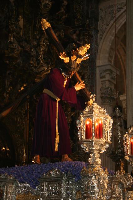 Hermandad de Pasión, Jueves Santo 2011 3