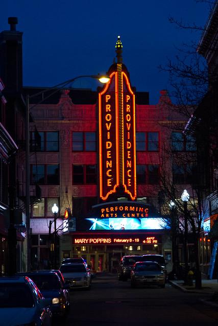 Providence Performing Arts Center Flickr Photo Sharing