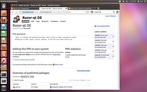 Razor-qt telepítése Ubuntu 11.10-re #3