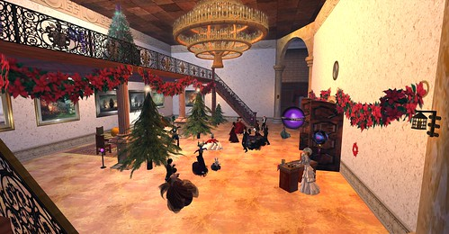 Christmas at Wild Castle
