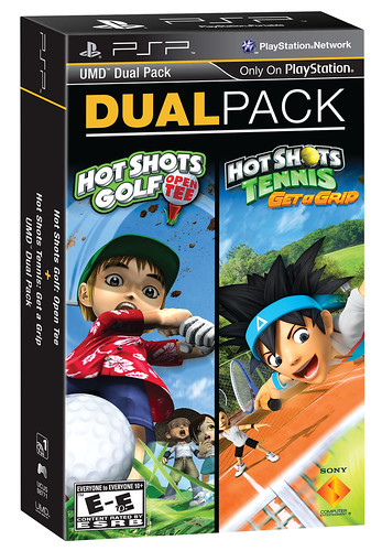 Hot Shots Golf & Tennis Dualpack