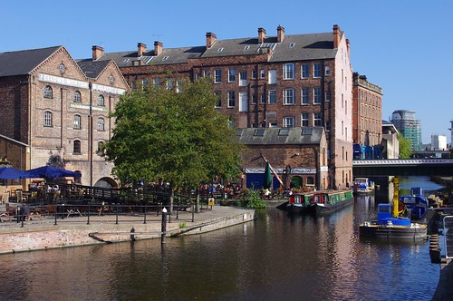 Nottingham & Beeston Canal