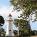 Old Burnett Heads Lighthouse.