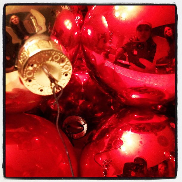 Reflections of #christmas