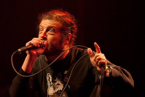 Black Flag's Keith Morris
