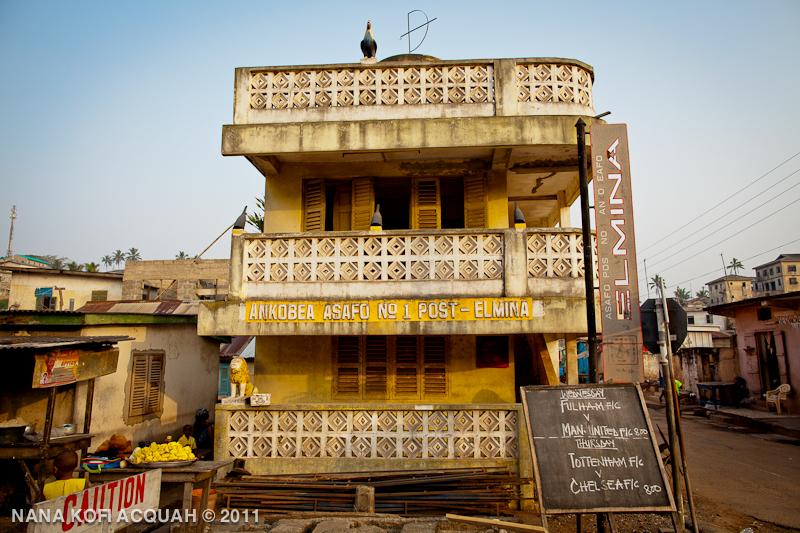 Elmina - number 1