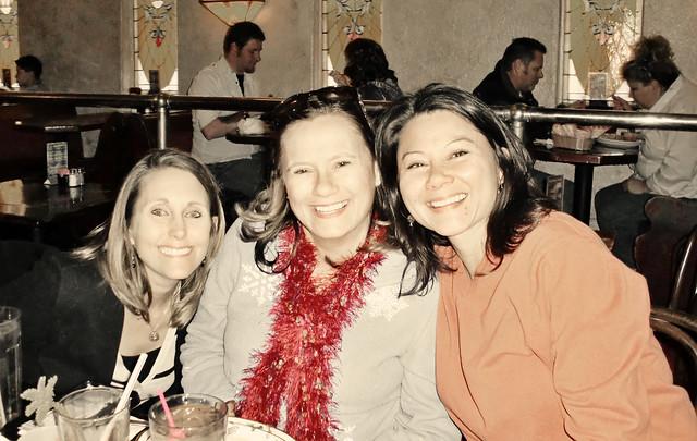 Sharmin, Leslie & Nols