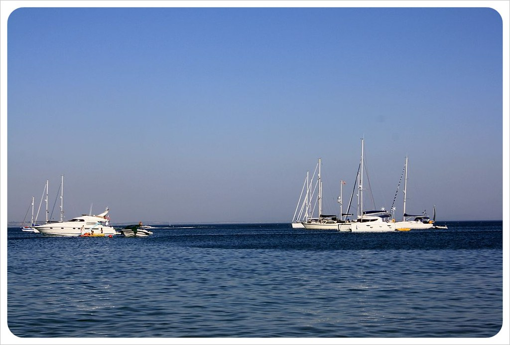 cascais boats