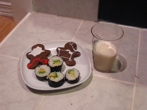 ...for Santa