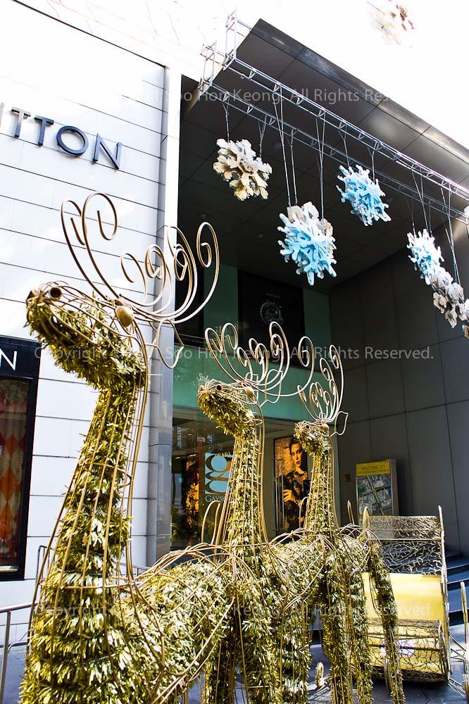 Ho! Ho! Ho! @ Rajprasong, Bangkok, Thailand